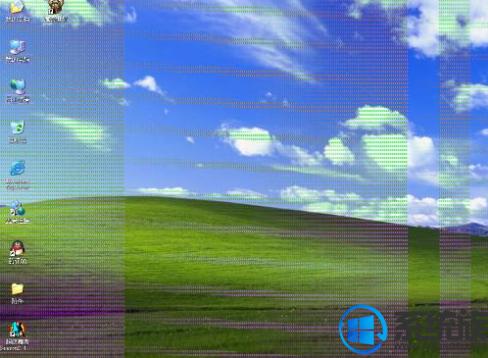 win7电脑屏幕出现彩色花纹|出现彩色花纹的解决办法【图文】