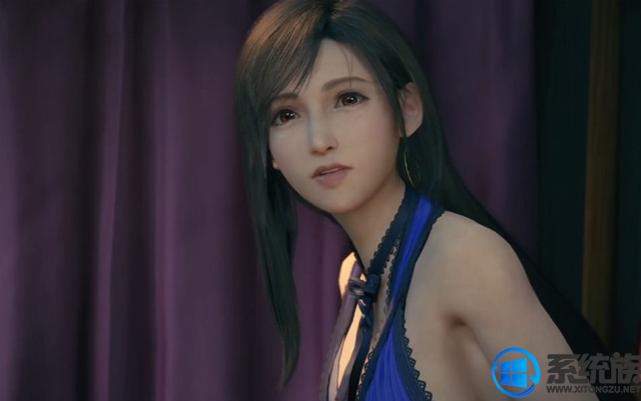 《最终幻想7:重制版》女主排行:女神蒂法第一,女装克劳德第四