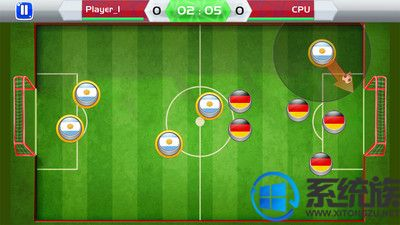 桌上足球世界杯