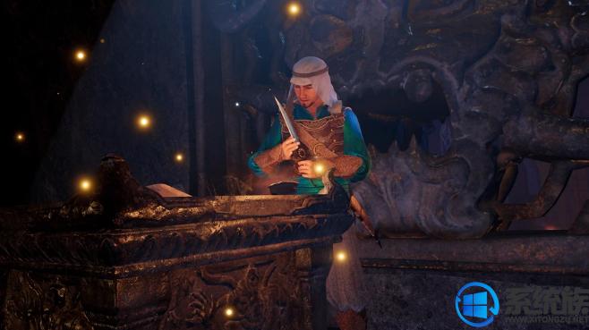 《波斯王子:时之砂》重制版将于2021年1月21日正式登陆各大平台