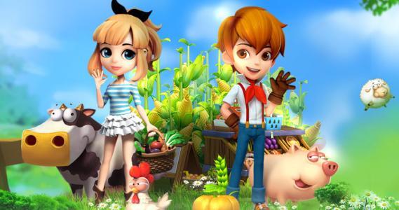 全民农场极高自由度的游戏官方下载专题