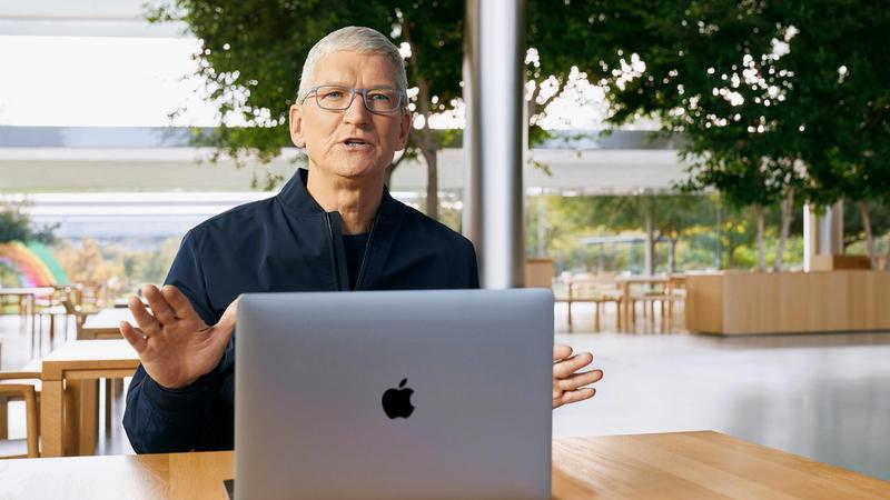 拆机照曝光 苹果M1首露真容:芯片竟然只有一半!
