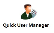 Quick User Manager去广告版